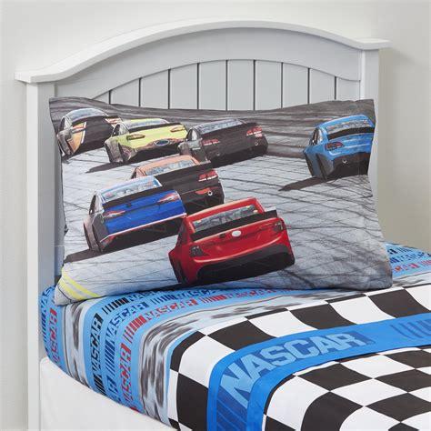 nascar bed nascar race car sheet set home bed bath bedding