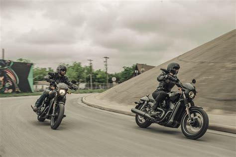 harley ride harley davidson 750 ride incoming mcn
