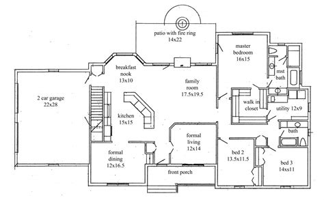 new home construction floor plans house plans new construction home floor plan greenwood construction general contractor