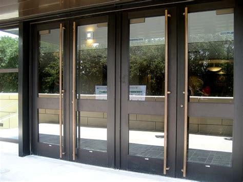 commercial glass front doors commercial storefront doors