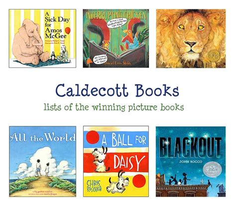caldecott picture books caldecott books view a detailed list of winning