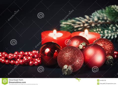 decorations images background decorations on a black background stock photo