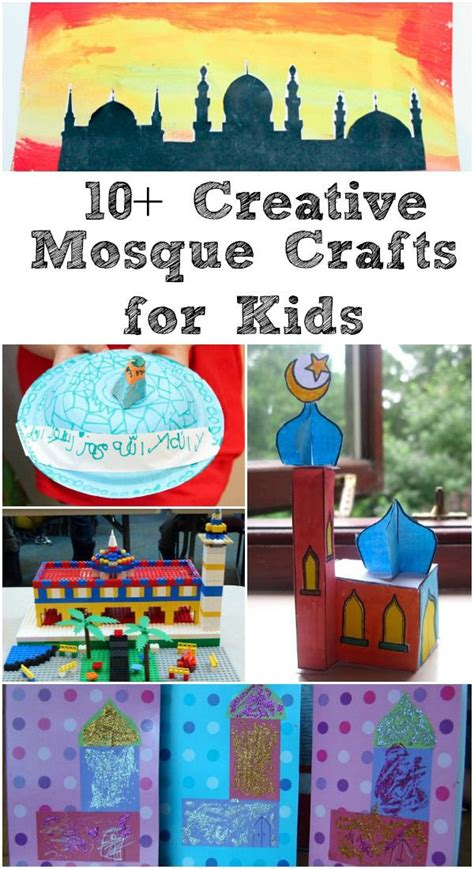 islamic crafts for 1000 ideas about islam for on muslim