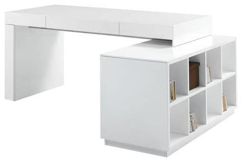 white office desk furniture j m s005 modern office desk white lacquer finish modern