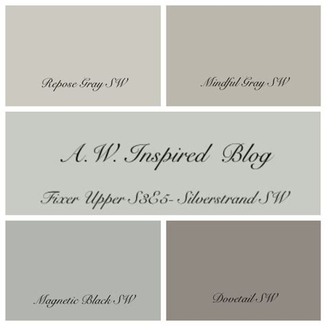The Exact Paint Colors Used In Season 3 Episode 5 I Was