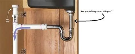 kitchen sink drain pipes kitchen sink drain plumbing