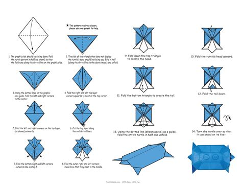 origami turtle diagram origami alligator diagram origami seahorse elsavadorla