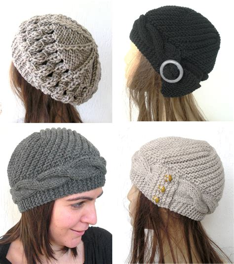 knitting hat fall accessories with wanelo and etsy magnify your stlye