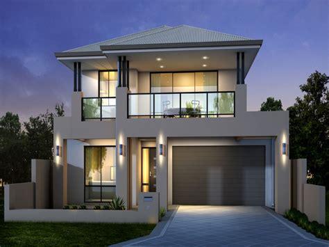modern 2 story house plans modern two storey house designs modern house design in