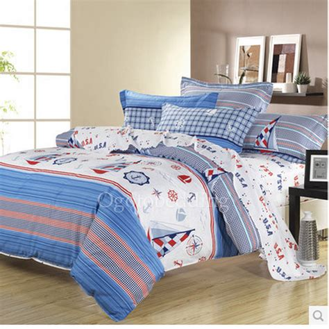 cheap boys comforter sets cheap blue nautical cool size comforter sets for