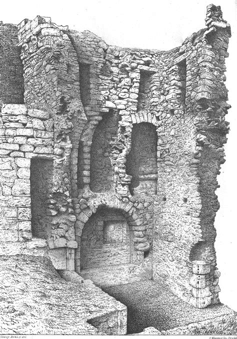 Drawing Interiors file seagate castle ancient tower interior jpg