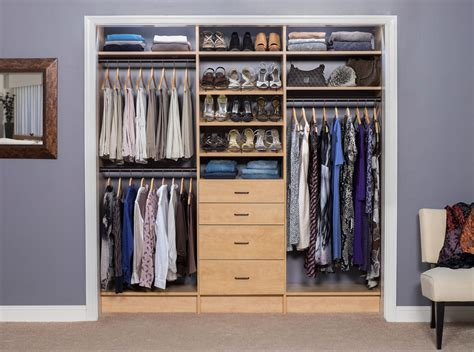 closet organizers for small closets small closet organization ideas from closet design pros