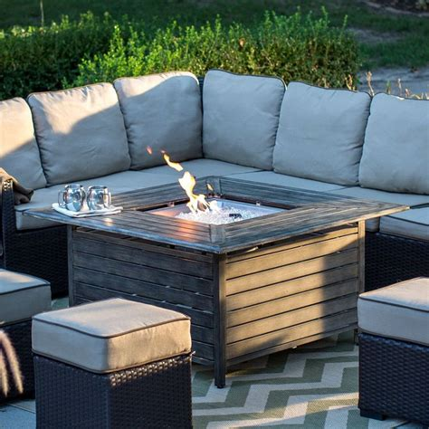 propane outdoor firepit best 25 gas pit table ideas on gas