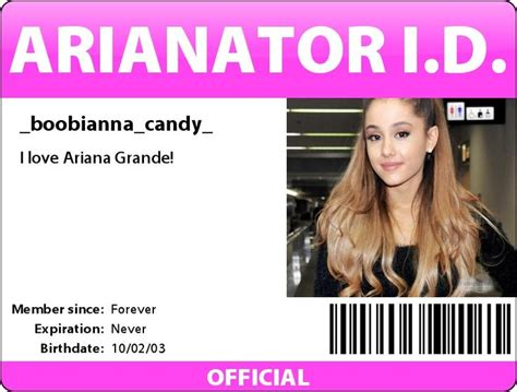 make your own passbook cards 11 best images about grande on songs