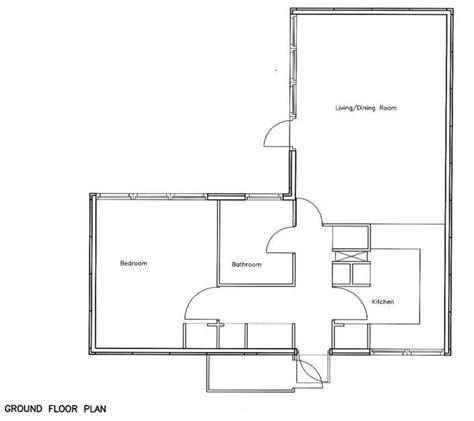 1 bedroom bungalow floor plan 171 berecroft residents