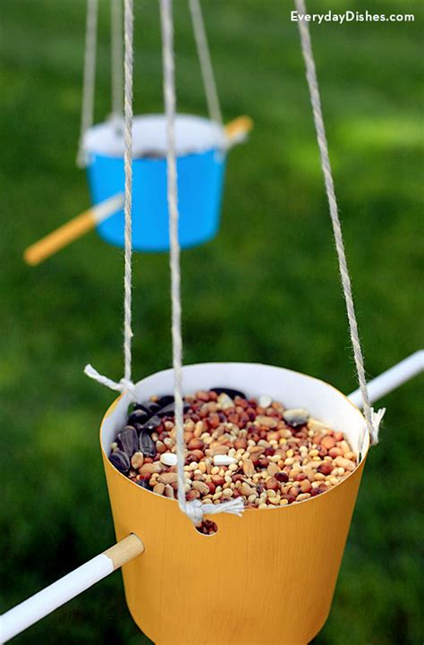 bird feeder crafts for easy bird feeder craft