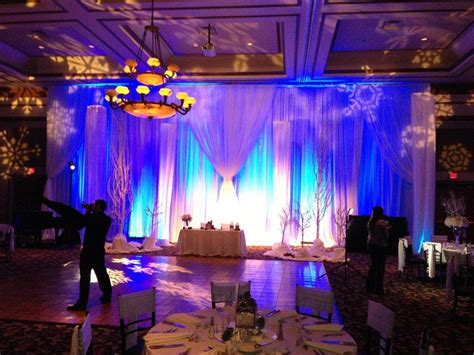 drapes and lights for weddings dallas lighting drape