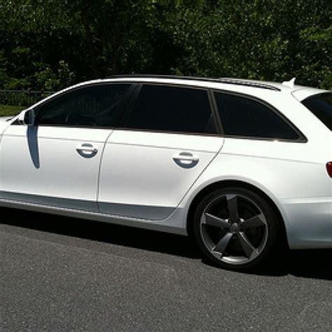 Audi A4 Avant Wagon by Precut Window Tint Kit For 2009 2010 2011 2012 Audi A4