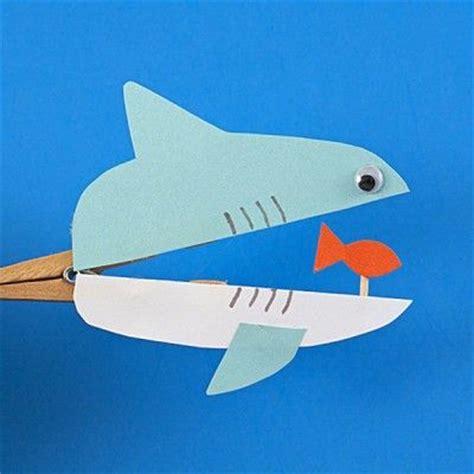 shark craft projects best 25 shark craft ideas on