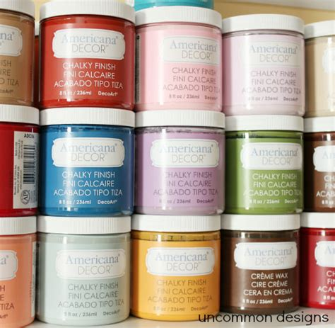 chalk paint colors home depot a l update chalky finish paint by americana decor