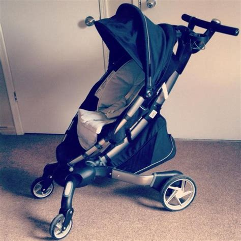 origami power origami power folding stroller from global whole sales