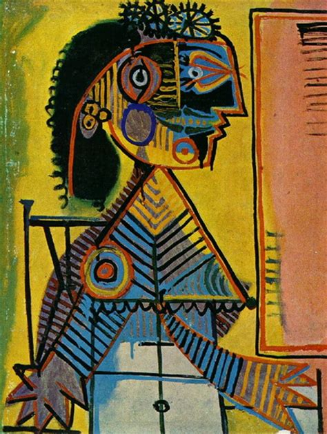 picasso works pablo picasso portrait of in green collar