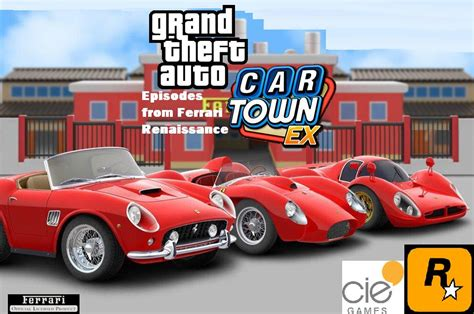 Car Town Wallpaper by Grand Theft Auto Car Town Ex Renaissance By