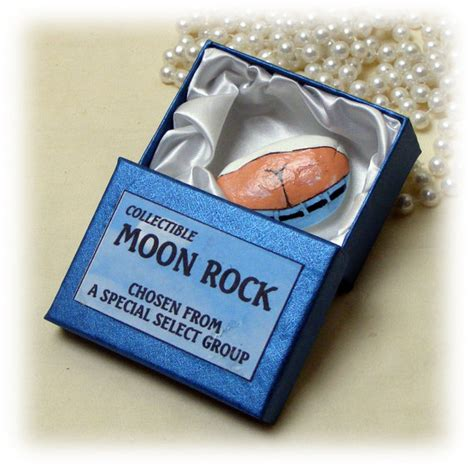 pranks for gifts hysterical gift moon rock