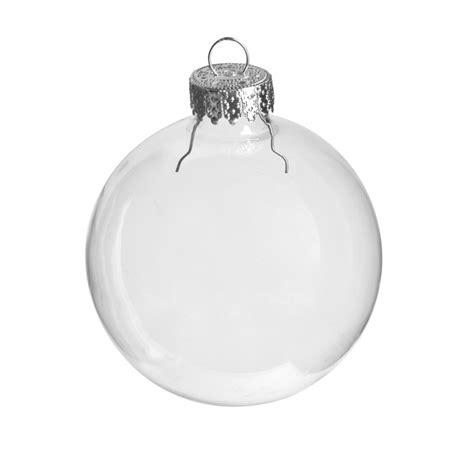 glass ornaments crafts clear glass ornaments crafts kits