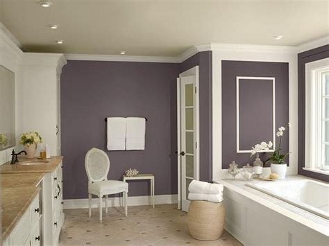 Neutral Bathroom Color Schemes by Purple And Grey Bathroom Neutral Bathroom Color Schemes