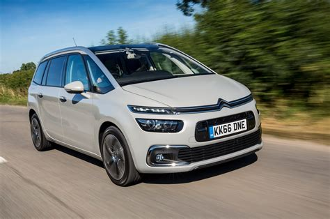 Citroen C4 Grand Picasso by Citroen S Updated C4 Picasso Grand C4 Picasso Launched