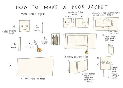how to create a picture book the jacket a sweet illustrated meta story about how we