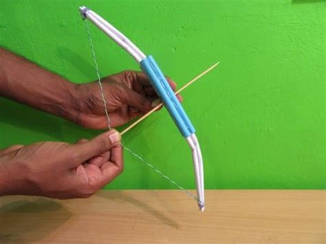 how to make a origami bow and arrow how to make a strong paper bow simple weapon easy