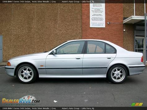 1998 Bmw 540i by Bmw 5 Series 540i 1998 Technical Specifications Interior