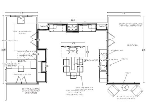 free kitchen floor plans iconic inspirations kitchens in detail interiors
