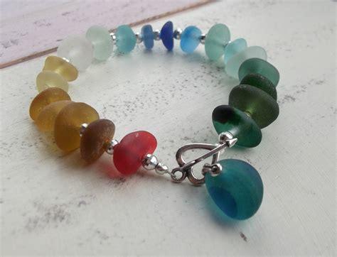 sea glass uk seaham waves sea glass jewellery