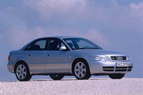 Audi B5 S4 by Audi B5 S4 Guide To Buying A Legend