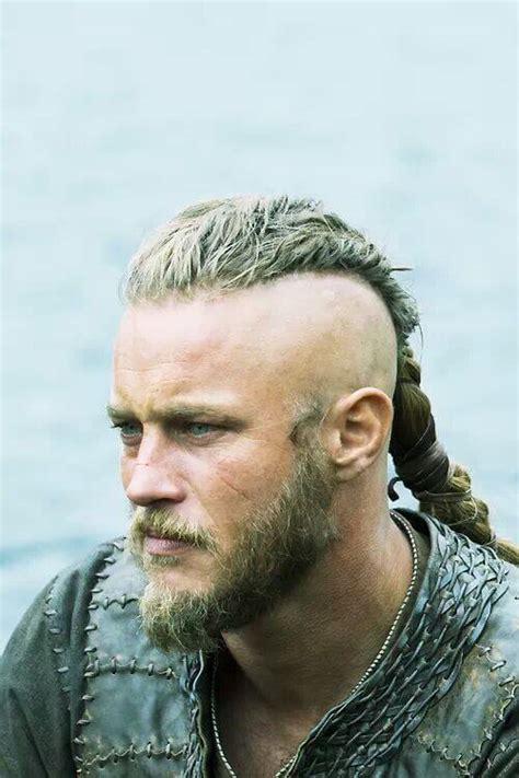 viking beard ragnar lothbrok s hairstyle from vikings