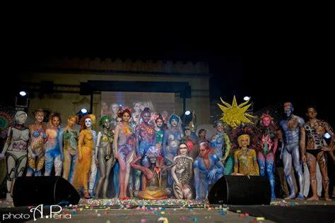 Sito Ufficiale Painting Festival Bodypainting