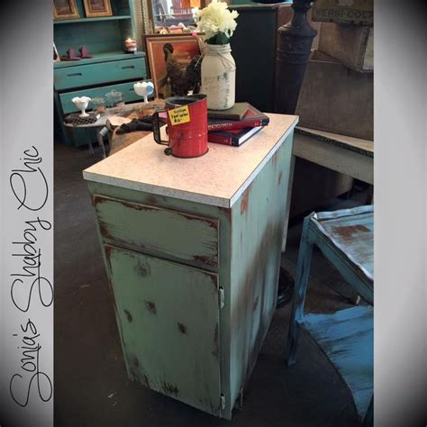 chalk paint junk shabby distressed end table always new painting tips new