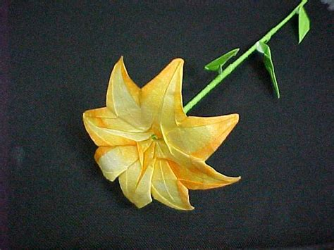 how to make a big origami flower origami 171 embroidery origami