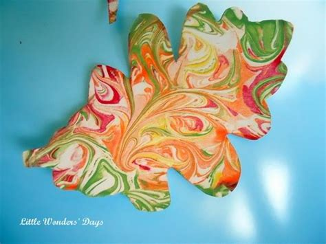 leaf craft projects fall decor crafts easy fall leaf projects family