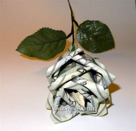 money origami roses details about beautiful money origami roses flowers made