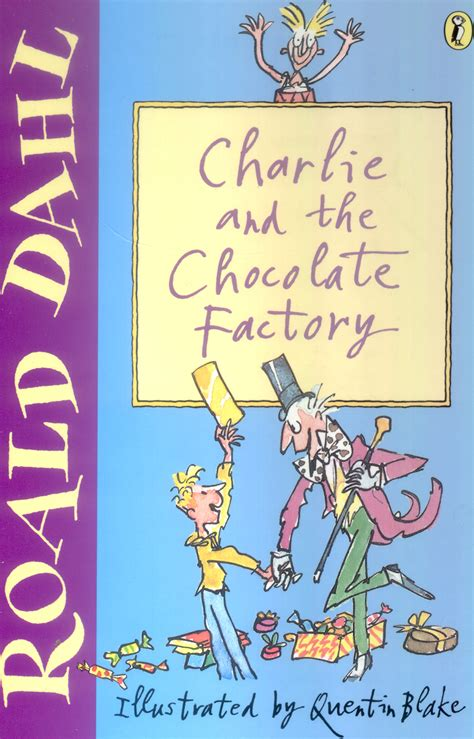 pictures of roald dahl books literacy and the chocolate factory by