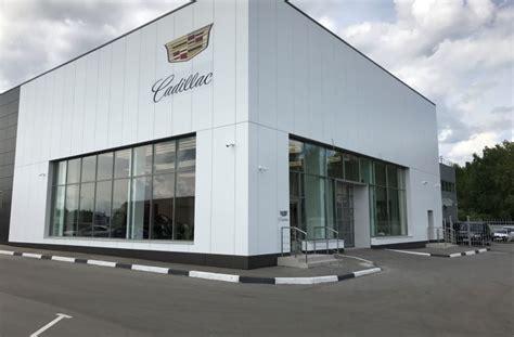 Cadillac Dealer by Cadillac Launches New Dealership In Nizhny Novgorod Russia