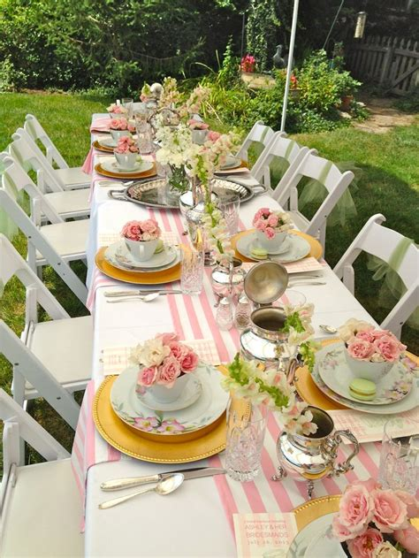 lunch table decoration ideas 25 best ideas about luncheon on high