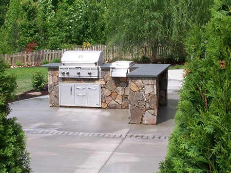 outdoor cooking archadeck of chicagoland outdoor living
