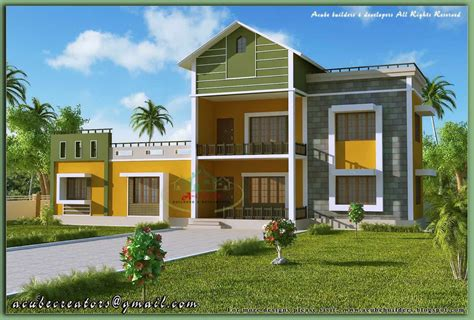 kerala model house plans with elevation kerala home model sloping roof house elevation at 1700 sq ft
