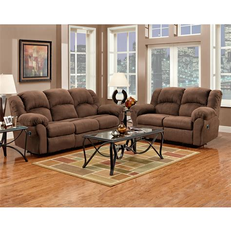 exceptional designs reclining living room set in aruba