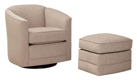 barrel swivel chairs upholstered smith brothers 506 swivel chair with barrel back sheely